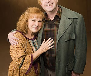 Julie Walters and mark williams image