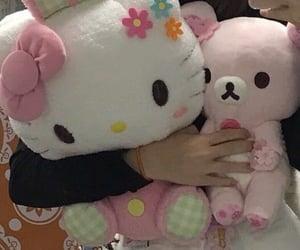 hello kitty, sanrio, and aesthetic image