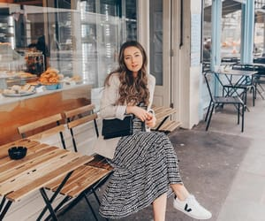chic, fashion, and spring fashion image