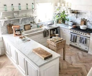 home decor, interior, and kitchen image