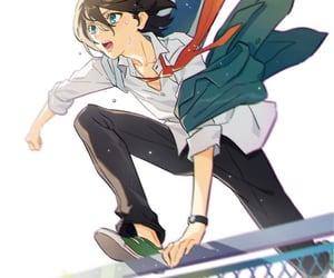 anime, handsome, and miyamura image