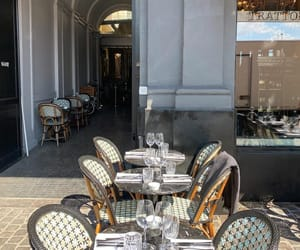 chic, restaurant, and foodies image