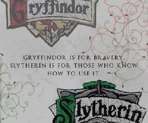 gryffindor and slytherin image