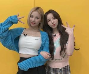 Kei, eunha, and gfriend image