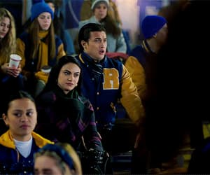 gif, camila mendes, and reggie mantle image