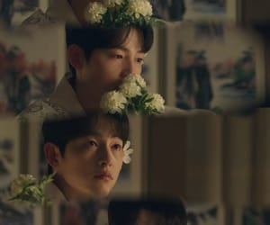 coffee, Korean Drama, and korean idol image