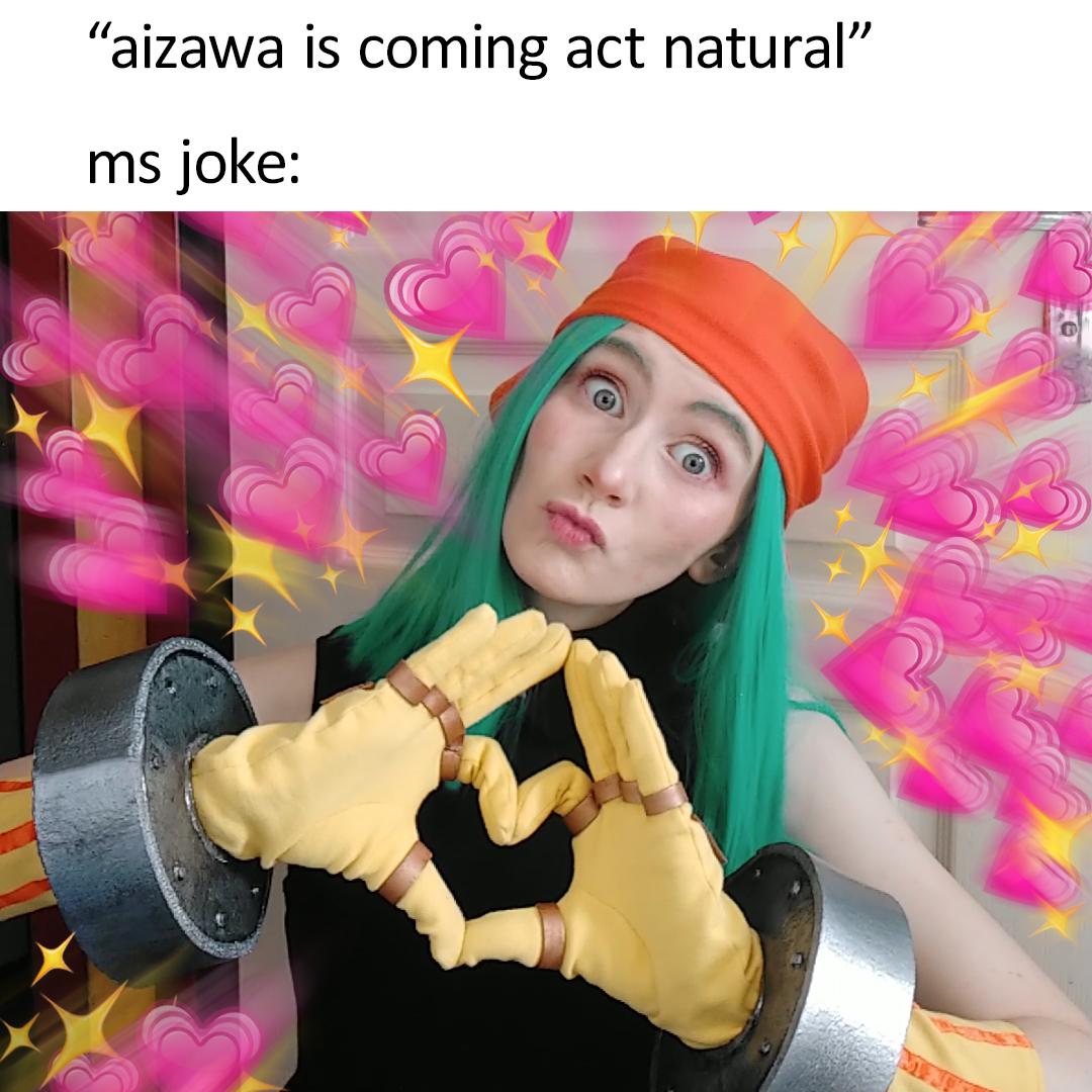 cosplay, bokunoheroacademia, and aizawa image