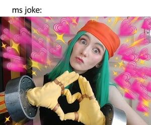 cosplay, msjoke, and meme image