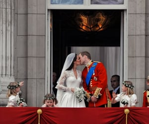 couple, royal wedding, and sweet image