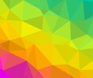abstract, aesthetic, and colorful image