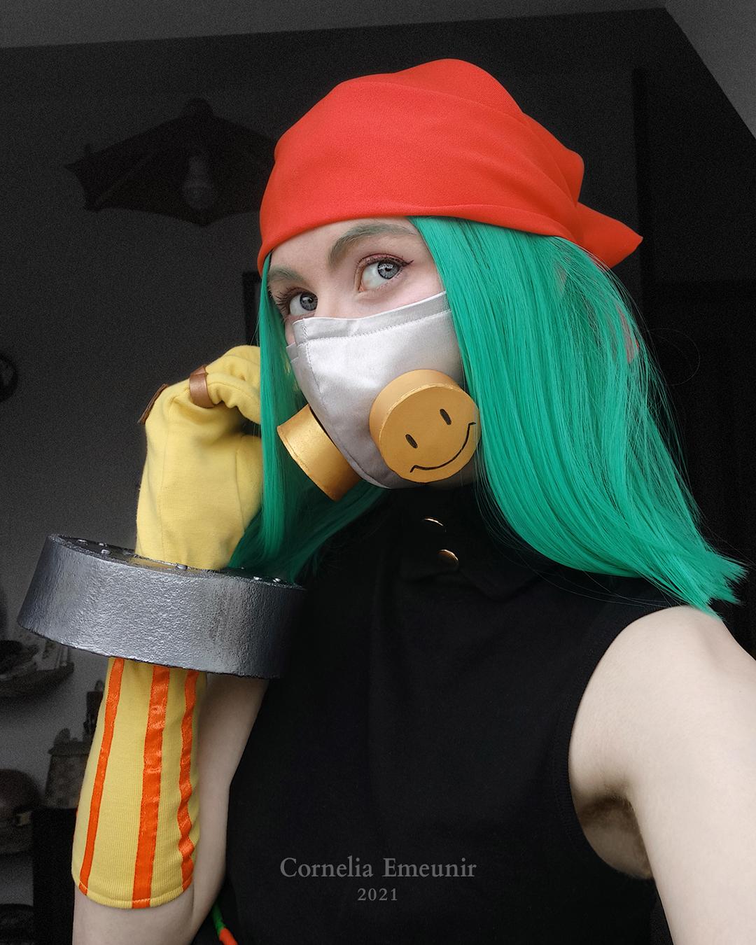 cosplay, handmade, and selfie image