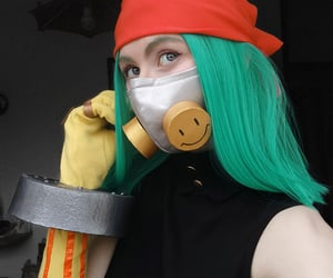 cosplay, selfie, and bnha image
