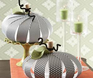 autumn, crafts, and decor image