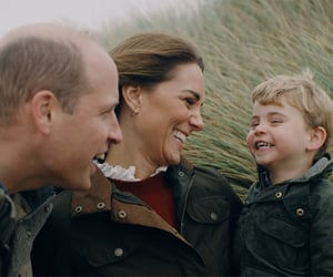 happy, prince william, and catherine middleton image
