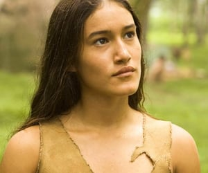 actress, beauty, and percy jackson image