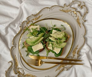 aesthetic, decoration, and dish image