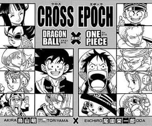 chopper, dragonball, and sanji image