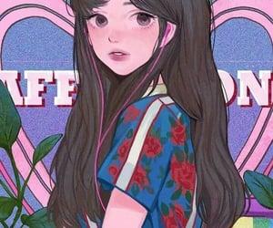 art, manga, and drawing image