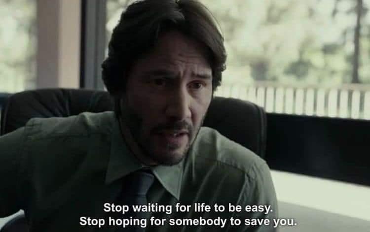 cinema, depressed, and depression image
