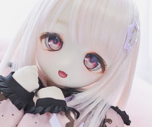 aesthetic, kawaii, and dollcore image