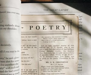 academia, poetry, and recommendations image