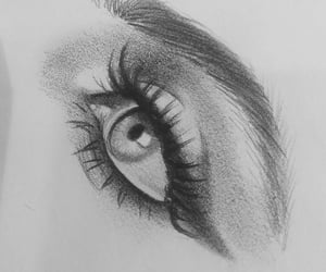 beautiful, sketch, and art image