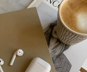 amazing, books, and cappuccino image