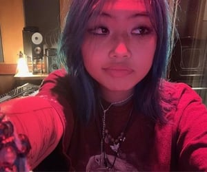 asian, cute girl, and icon image
