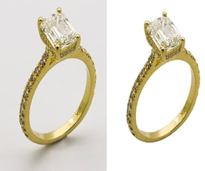 clipping path service, photo retouching, and shadow image