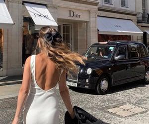 fashion, dior, and hair image
