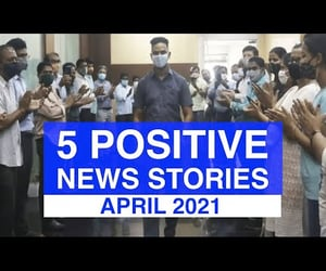 positive vibes, positive thoughts, and good news stories image