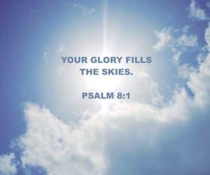 christian, glory, and god image