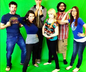 youtube, philip defranco, and sourcefed image