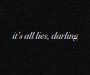 all, black, and quote image