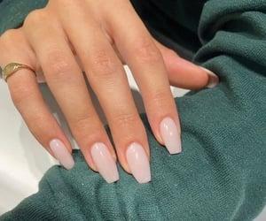 fashion, nails, and manicure image
