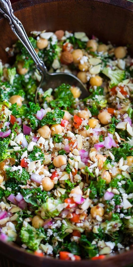 article, food, and salads image