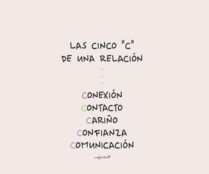 amor, comunicacion, and frases español image