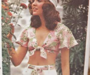 1970, capri, and teen girl image