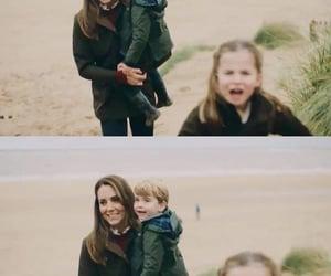 beach, prince william, and princess charlotte image