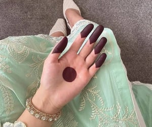 beauty, henna, and mehndi image