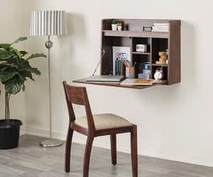 best study table, wall mounted study table, and sophia study table image