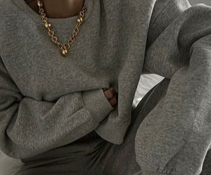 accessories, glamour, and grey image
