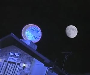 1996, 90s, and motel image