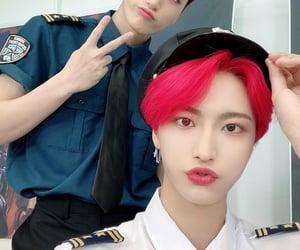idol, selca, and seonghwa image