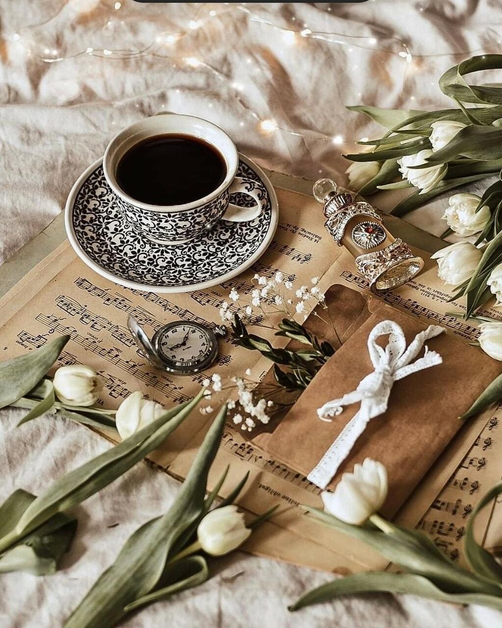 cafe, inspiracion, and buenos días image