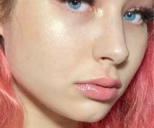 aesthetic, blue eyes, and inspiring image