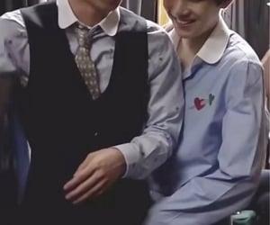 jin, bangtan, and kim seokjin image