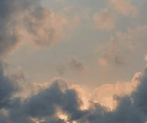 aesthetics, beauty, and clouds image