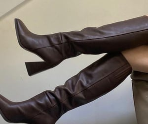brown, shoes, and boots image