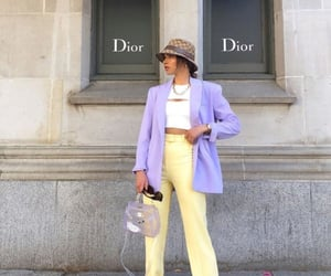 colorful, dior, and fashion image